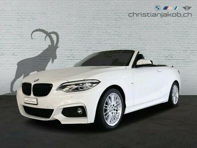 gebraucht BMW 220 2er i M Sport