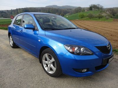 gebraucht Mazda 3  2.0 16V Exclusive