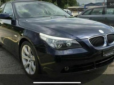 gebraucht BMW 545 5er i / Limousine / ab MFK