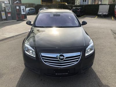 gebraucht Opel Insignia 2.0 Turbo Active Edition Automatic