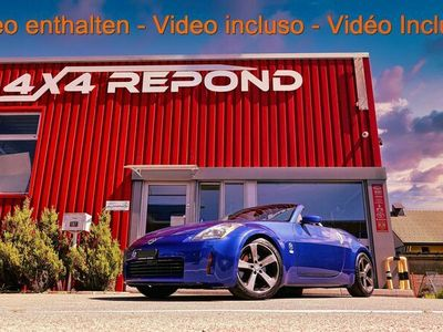 gebraucht Nissan 350Z Roadster Pack