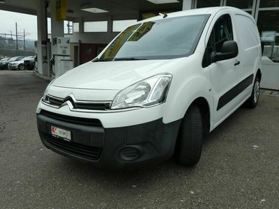 gebraucht Citroën Berlingo 1.6VTi 600 Komfort