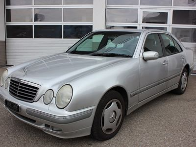 gebraucht Mercedes E320 Elégance 4-Matic Automatic