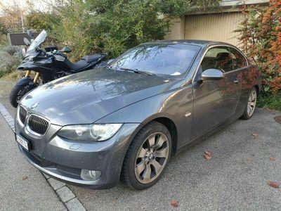 gebraucht BMW 330 Cabriolet 3er 330d Cabrio, Automat, Keyless 3er d Automat, Keyless