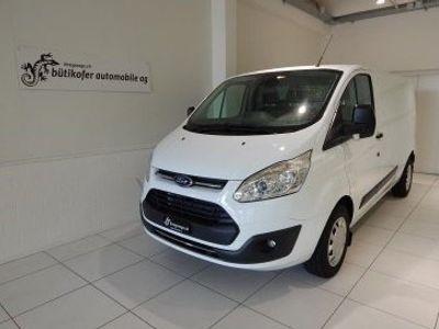 gebraucht Ford Custom TransitVan 290 L1H1 Limited