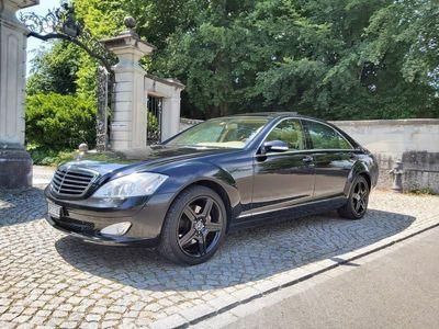 gebraucht Mercedes S350L S-Klasse Mercedes Benz4Matic AMG