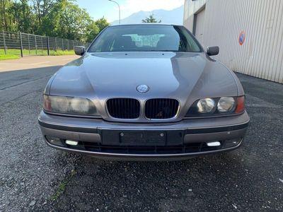 gebraucht BMW 523 5er i