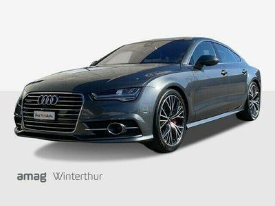 gebraucht Audi A7 Sportback  3.0 BiTDI quattro compet. S-tronic