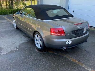 gebraucht Audi A4 Cabriolet  3.2 FSI quattro