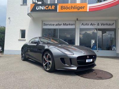 gebraucht Jaguar F-Type Coupé R 5.0 V8 S/C AWD