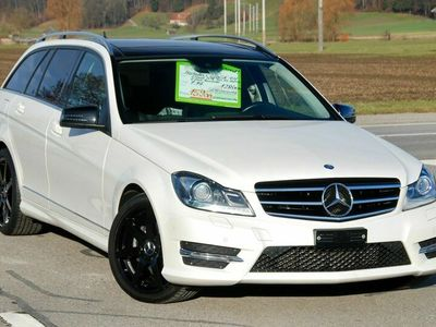 gebraucht Mercedes C220 CDI Avantgarde 4Matic 7G-Tronic
