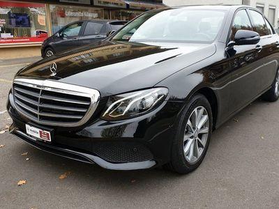 gebraucht Mercedes E220 V-Klasse9G-Tronic (Limousine)