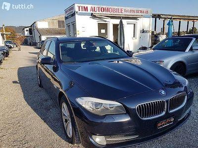 gebraucht BMW 530 d Touring Steptronic