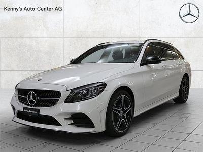 gebraucht Mercedes C200 C-KlasseSwiss Star AMG Line Kombi