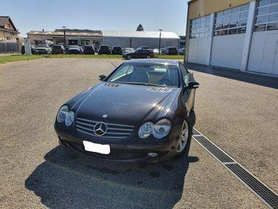 gebraucht Mercedes SL500 SL-Klasse R230 CabrioletV8