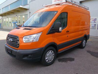 gebraucht Ford Transit Van 350 L2 Trend 2.0 TDCi 130 FWD