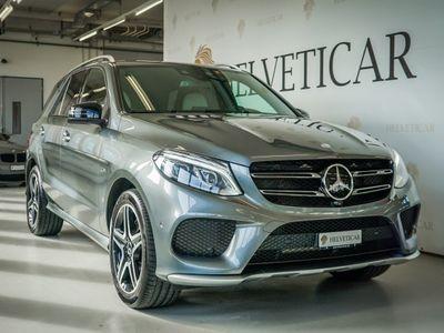 gebraucht Mercedes GLE43 AMG AMG Executive 4Matic 9G-Tronic