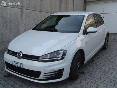 gebraucht VW Golf VII 2.0 GTD 5 (in garanzia) fino 20.6.2020