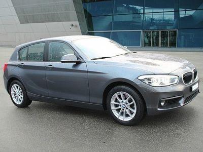 gebraucht BMW 118 1er d xDrive