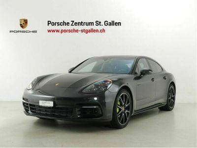 gebraucht Porsche Panamera Panamera 2.9 V6 4 E-Hybrid2.9 V6 4 E-Hybrid