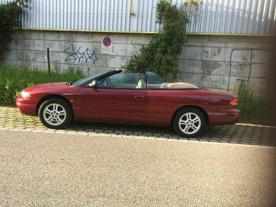 gebraucht Chrysler Stratus Cabriolet