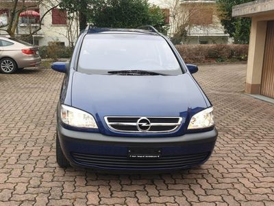 gebraucht Opel Zafira 2.2i 16V Njoy