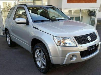 gebraucht Suzuki Grand Vitara Vitara Grand Vitara 1.6 16V GL Top Vitara1.6 16V GL Top