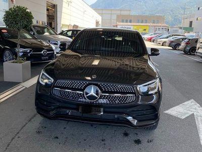 gebraucht Mercedes 220 GLC-Klasse GLC Coupéd AMG Line 4Matic 9G-Tronic