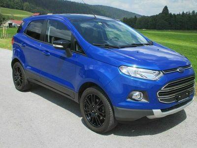 gebraucht Ford Ecosport 1.0 SCTi Titanium S