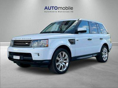 gebraucht Land Rover Range Rover Sport 3.0 TDV6 HSE Automatic 2011