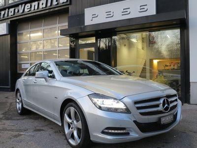 gebraucht Mercedes CLS350 7G-Tronic