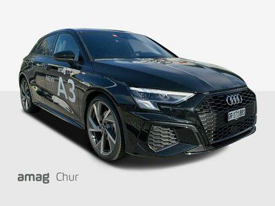 gebraucht Audi A3 Sportback 35 TFSI S line