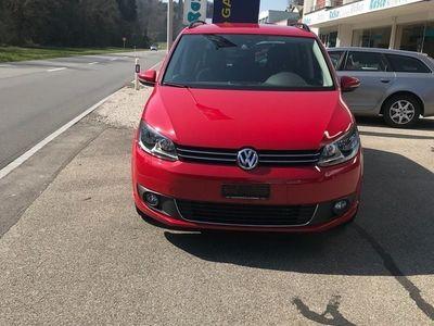 gebraucht VW Touran 2.0 TDI BMT Comfortline DSG