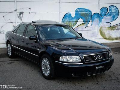 gebraucht Audi A8 A8 / S84.2 Quattro Facelift