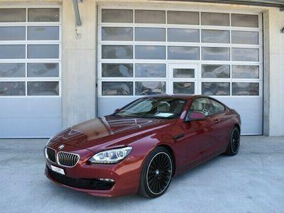 gebraucht BMW 640 6er i Coupé xDrive