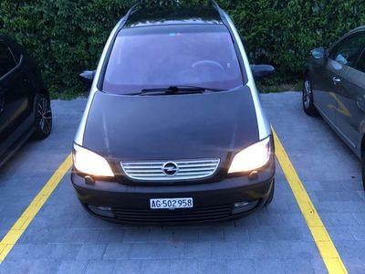 gebraucht Opel Zafira 2.2 Diesel
