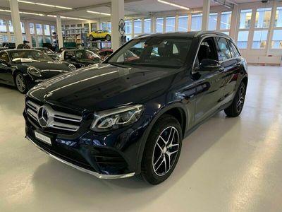 gebraucht Mercedes GLC350 GLC-Klassee AMG Line 4Matic 7G-Tronic
