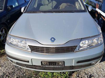 gebraucht Renault Laguna 2,2 dCi 2003 Grau-Met