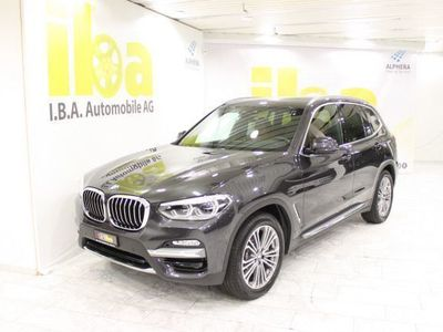 gebraucht BMW X3 xDrive 30d Aut. 4x4 (CH)