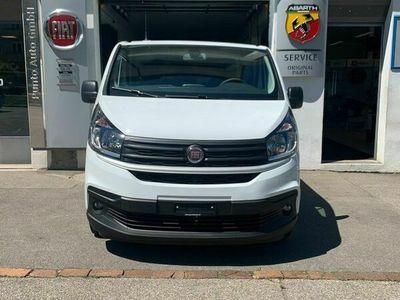 gebraucht Fiat Talento 29 2.0 Eco L1H1 Swiss