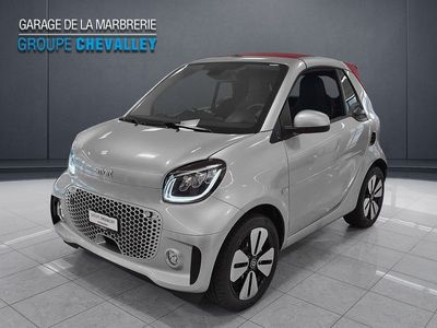 gebraucht Smart ForTwo Coupé EQ pulse (incl. battery)