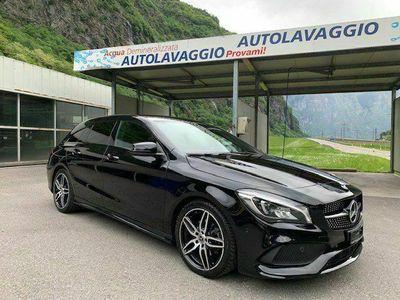 gebraucht Mercedes CLA200 CLA-KlasseShooting Break d Swiss Star AMG Line 4M