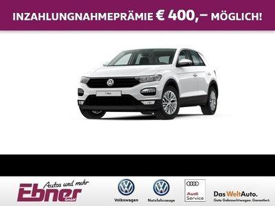 gebraucht VW T-Roc 1.0TSI 115PS NAVI SITZHZG 5 JAHRE GARANTIE