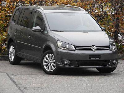 gebraucht VW Touran 2.0 TDI Highline DSG