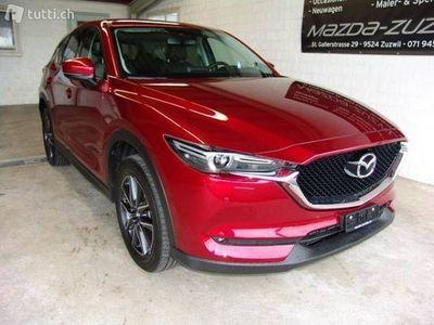 gebraucht Mazda CX-5 2.2 D 175 Revolution AWD MT