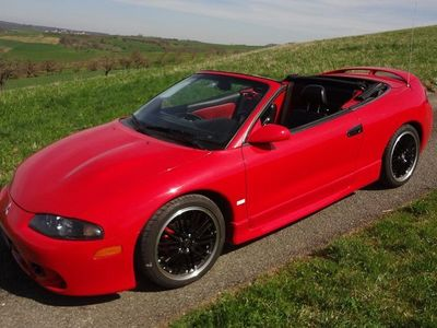 gebraucht Mitsubishi Eclipse Spyder Cabriolet Turbo