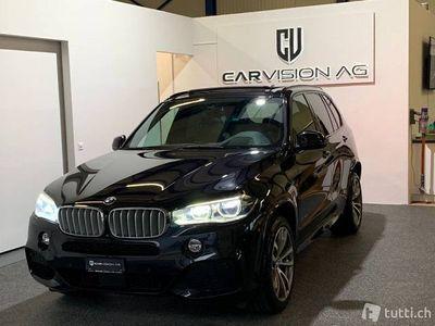 gebraucht BMW X5 xDrive 50i Steptronic M-Sportpaket