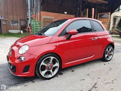 gebraucht Fiat 500 Abarth 500 Abarth 1.4 16V Turbo