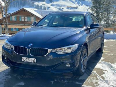 gebraucht BMW 435 4er i XDrive Sport line