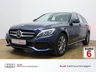 gebraucht Mercedes C300 T Avantgarde 7G-Tronic PANO HUD COMAND LED